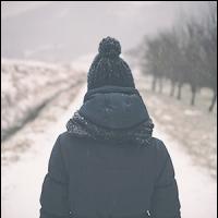 [영상] 추운 겨울 날 고독한 음악